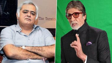 Hansal Mehta Requests Amitabh Bachchan To Unfollow KRK By Signing An Online Petition