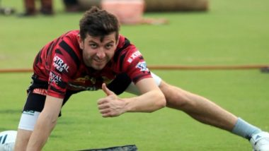 Ahead of IPL 2020 Kolkata Knight Riders Share a Video of Harry Gurney 'Packing a Punch'