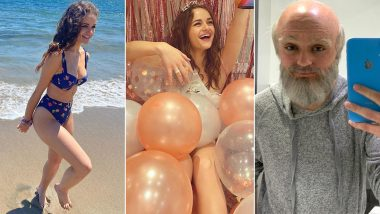 The Kissing Booth Star Joey King Turns 21 And She Celebrates With Bikini, A Tiara and An Old Man Makeover! (View Pics)