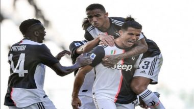 How to Watch Juventus vs Lyon, UEFA Champions League 2019–20 Live Streaming Online in India? Get Free Live Telecast of JUV vs LYN & Football Score Updates on TV
