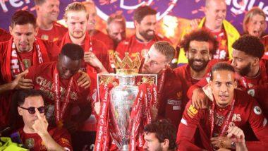 Virgil van Dijk, Jordan Henderson, Andy Robertson & Other Members of Liverpool Post Tweets on Social Media After Winning EPL 2019-20