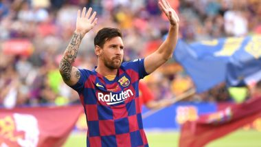 Lionel Messi 700th Goal Video: Watch Highlights of Barcelona Star Net 700th Career Goal With Utmost Ease Against Atletico Madrid