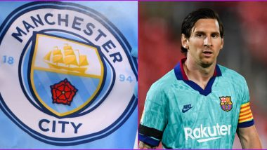 Amid Lionel Messi Transfer Rumours, Fans Speculate He Will Join Manchester City