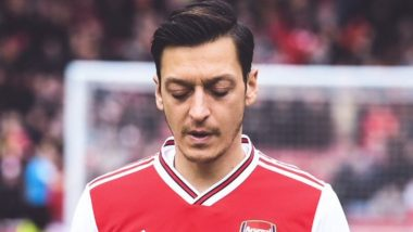 Mesut Ozil Axed Row: Mikel Arteta Takes Full Responsibility for Ozil Being Axed, Insists Exclusion Happened for Reasons Related to Football