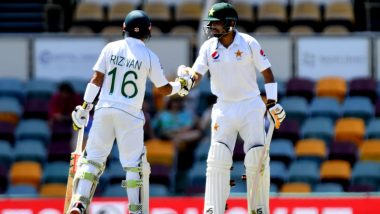 How to Watch Pakistan vs South Africa 1st Test 2021 Live Streaming Online on Sony LIV App? Get Free Live Telecast of PAK vs SA Test Match & Cricket Score Updates on TV