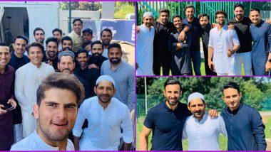 Eid ul-Adha 2020: Babar Azam, Imam-ul-Haq and Other Squad Members of Pakistan Cricket Team Celebrate Bakrid in UK (View Photos)