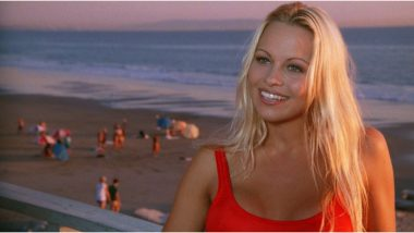 Pamela Anderson Birthday: These GIFs of the Baywatch Actress Are Red Hot