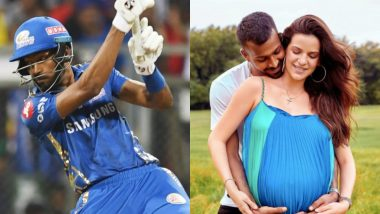 Father-to-be Hardik Pandya Will Have Extra Energy in IPL 2020, Former KKR Bowler Predicts Mumbai Indians All-Rounder Will be Man of the Tournament