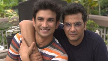 Dil Bechara Director Mukesh Chhabra Remembers Sushant Singh Rajput On His One-Month Death Anniversary (View Throwback Pics)