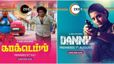 Yogi Babu Starrer Cocktail and Varalaxmi Sarathkumar's Danny to Release on ZEE5! Checkout the Release Dates of the Two Tamil Films Here