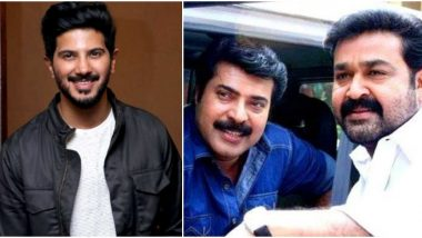 Dulquer Salmaan Turns A Year Older Today! Mohanlal Extends Birthday Wishes To Mammootty's Son On Twitter