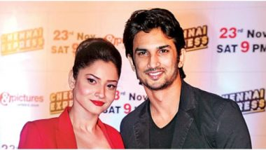 Sushant Singh Rajput Never Texted Ankita Lokhande About His Relationship with Rhea Chakraborty