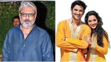 Ankita Lokhande Confirms Sushant Singh Rajput Rejected Sanjay Leela Bhansali's Movies