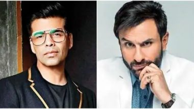 Saif Ali Khan Defends Karan Johar in the Recent Nepotism Debate, Says 'The Truth is Always Complicated'