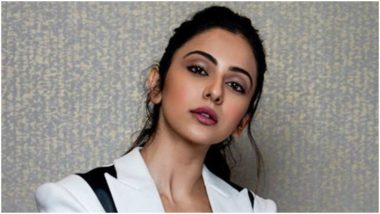 Rakul Preet Singh Is Waiting for the World to Be Normal, Shares Her Expression for the Same