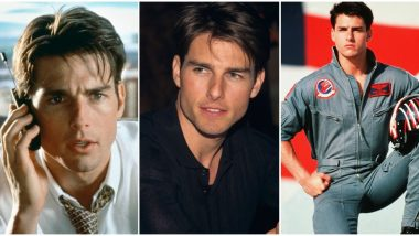 Tom Cruise's Vintage Pictures Take the Internet by Storm on His 58th Birthday!