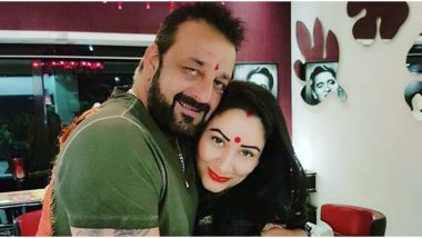 Sanjay Dutt Pens a Beautiful Wish for Wife Maanayata On Her Birthday, 'I Hope Your Day is as Special as You Are to Me'