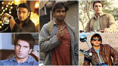Ranveer Singh Birthday Special: 5 Understated Performances of the Simmba Star That Make Him So Awesome