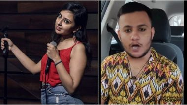 Agrima Joshua Controversy: NCW Requests Gujarat Police to Take Action Against Shubham Mishra for Issuing Rape Threats on Video to Comedian; Swara Bhasker, Richa Chadha, Onir Demand Similar Action (View Tweets)