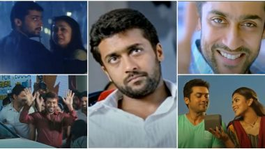 Suriya Birthday Special: 9 Times the Singam Star Surprised Us With His Lovable Cameos (Watch Videos