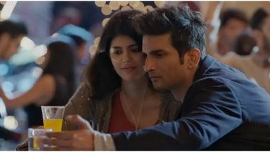 Dil Bechara: Sushant Singh Rajput and Sanjana Sanghi's Film Registers the Biggest Ever Opening for Disney+Hotstar!