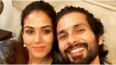 Shahid Kapoor's Anniversary Wish for Wifey Mira Rajput is All Things Love, 'Thank You for Helping Me be a Better Me'
