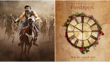 Prabhas' Fans Kick-Off the Celebrations by Trending #5YearsForBaahubaliRoar and #Prabhas20FirstLook on Twitter!