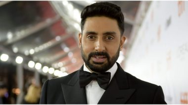 Abhishek Bachchan Shares a Hopeful Post from COVID-19 Isolation Ward As He Takes a Late Night Walk At the Hospital