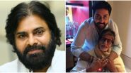 Pawan Kalyan Wishes Amitabh Bachchan and Abhishek Bachchan a Speedy Recovery after the Father-Son Duo Tests Positive for Coronavirus (View Post)