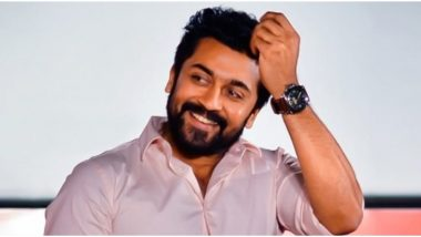 Suriya is All Set to Venture into the Web Space, May Mark his Digital Debut with a Mani Ratnam Production