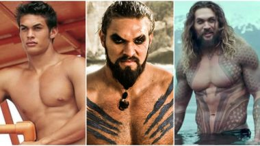 Jason Momoa Birthday Special: From a Baywatch Hunk to a DC Superhero, Here's Looking at the Actor's Brilliant Transformation Over the Years (View Pics)