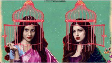 Dolly Kitty Aur Woh Chamakte Sitare: Konkona Sen Sharma and Bhumi Pednekar's Next to Premiere on Netflix?
