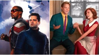 Marvel's The Falcon and the Winter Soldier and WandaVision's Premiere on Disney+ Gets Delayed Amid COVID-19 Pandemic?