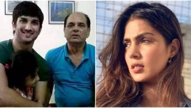 Sushant Singh Rajput's Father's Lawyer Alleges Evidence Tampering in Rhea Chakraborty's Plea Demanding Transfer of Case from Patna to Mumbai