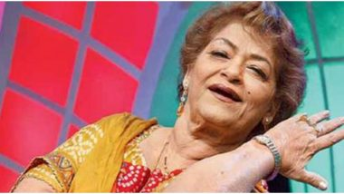 Saroj Khan Dies at 71: Anil Deshmukh, Priyanka Chaturvedi and Other Political Leaders Express Grief Over Demise of Veteran Choreographer