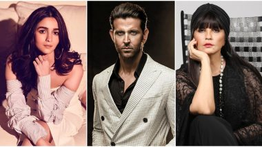 Alia Bhatt, Hrithik Roshan and Neeta Lulla Among the 819 New Members Invited to Join The Academy of Motion Picture Arts and Sciences