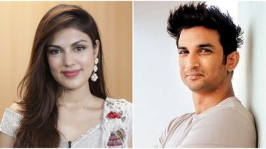 Sushant Singh Rajput Case: Bihar Govt Tells Supreme Court That Rhea Chakraborty Over-Dosed Late Actor with Drugs and Used His Wealth