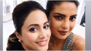 Hina Khan Wishes Her 'Inspiration' Priyanka Chopra on Her Birthday, Says 'You Make Me Believe in Magic'