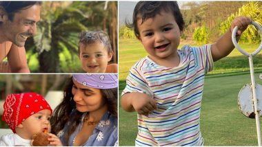 Arjun Rampal – Gabriella Demetriades' Son Arik Celebrates His First Birthday Today! This Little Munchkin's Pics With His Parents Are Too Cute To Be Missed