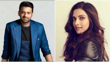 Prabhas 21: Deepika Padukone Confirmed to Star Opposite the Baahubali Star in Nag Ashwin's Next