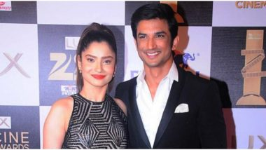 Sushant Singh Rajput Suicide: Ankita Lokhande Finally Reacts to the Actor's Tragic Demise, Refuses to Accept He Was Depressed