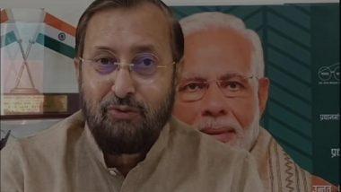 Centre Likely To Release SOPs For Resuming Films, TV Serials Shooting Soon, Says I&B Minister Prakash Javadekar