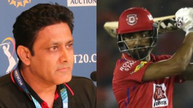 IPL 2020: Anil Kumble's Experience Should Work Well With KL Rahul, Says KXIP Co-Owner Ness Wadia