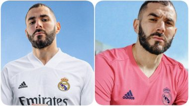 Real Madrid Releases Home & Away Kit for La Liga 2020-21, Fans Give Massive Thumbs Down to Los Blancos