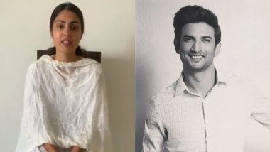 Sushant Singh Rajput Case: ED Seized Mobiles, Electronic Gadgets of Rhea Chakraborty, Brother Showik & Father Indrajit in Money Laundering Probe