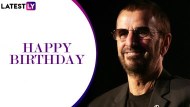 Ringo Starr Birthday Special: Interesting Facts About the Beatles Drummer that We Bet You Didn't Know