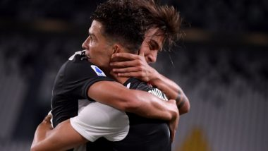 Paulo Dybala Calls Cristiano Ronaldo, 'His Partner in Crime', Shares Photo With Portugal Star (See Pic)
