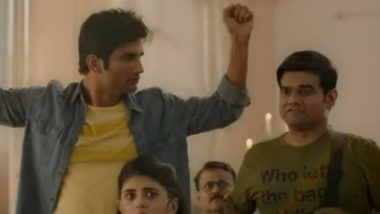 Sushant Singh Rajput's Dil Bechara Co-Star Sahil Vaid: 'Glad I Got to Work With Him, Will Cherish Memories for as Long as I Live and Love'