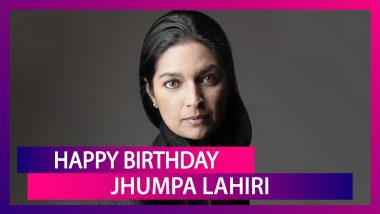 Happy Birthday Jhumpa Lahiri: Quotes by the Author that Are Perfect Guide to the Journey of Life