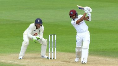 England vs West Indies, 1st Test 2020, Day 3, Stat Highlights: Shane Dowrich, Kraigg Brathwaite Hand Visitors 114-Run Lead